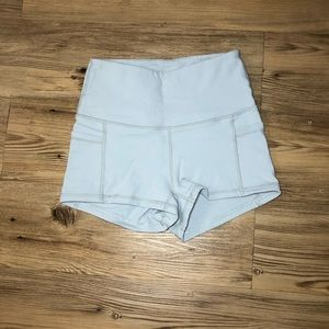 Buffbunny collection high waisted shorts
